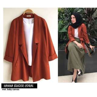 Hanna blazer