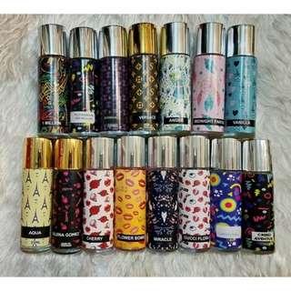Perfume corak