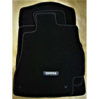 Toyota Mark X (GRX120)(04-09) car mats.