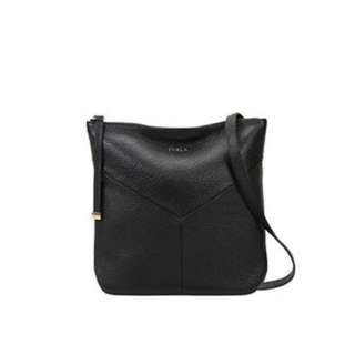 FURLA 823446 LEATHER CROSSBODY SHOULDER BAG