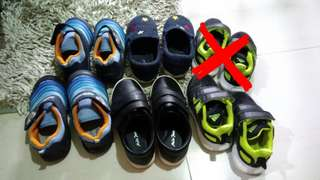 5 pairs Boys Shoes (Apprx age from 1 to 4yrs)