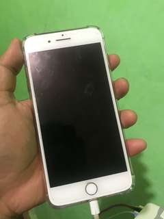 Iphone 7 plus red 256 GB Fullset
