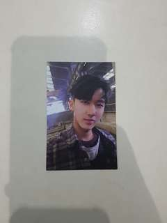 (WTS) CHANGBIN PHOTO CARD