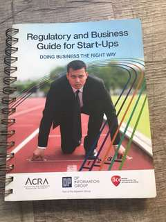 Regulatory and Business Guide for Start Ups