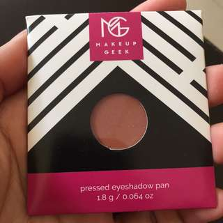 Makeup geek eyeshadow (sidekick)
