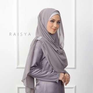 PREORDER Raisya Instant Shawl