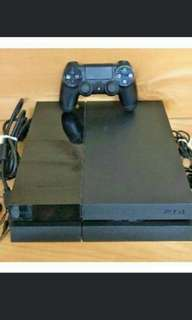 PS4 Console for trade with your ps3 or xbox 360 console