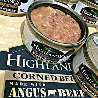 Highlands Corned Beef 🥩 Gold