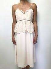Elegant Lace Dress In shell pink - brand new with tags