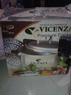 Vicenza pressure cooker 32 cm/16 Ltr (alat presto)