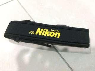 Nikon DSLR Strap