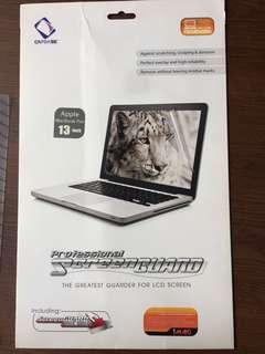 "Apple MacBook Pro 13"" ScreenGuard 營幕保護貼"