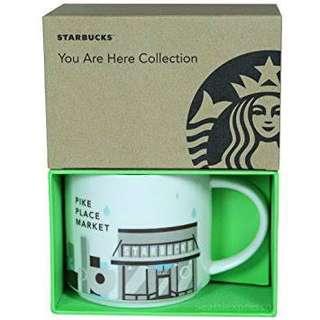 Starbucks Mug Pike Place Market