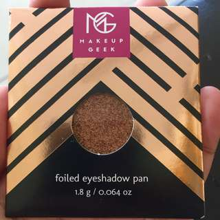 Makeup Geek Eyeshadow (legend)