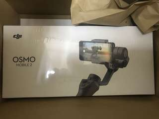 osmo mobile 2 with gopro mount