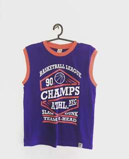 Basketball League Shirt