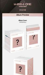 [PRE-ORDER] Wanna One - Undivided
