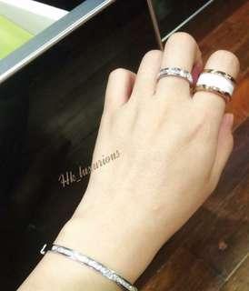 Bvlagri white ring