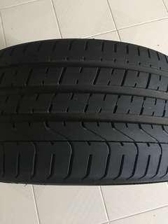 Pirelli P Zero 255/35/19
