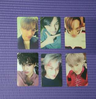 WTS EXO Kai official photocard
