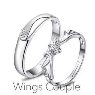 SALE‼️ COUPLE RING FOR 199 ONLY ‼️💍♥️