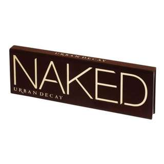 Urban Decay NAKED 1 Palette [AUTHENTIC/USED]