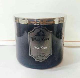 Bath and Body Works - Star Anise candle