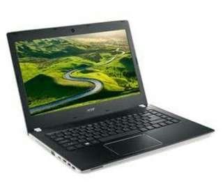 Laptop Acer E5- 475G Bisa Kredit Cepat Tanpa Cc