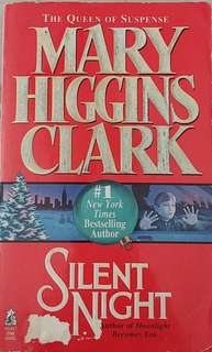 Silent Night by Mary Higgins Clark