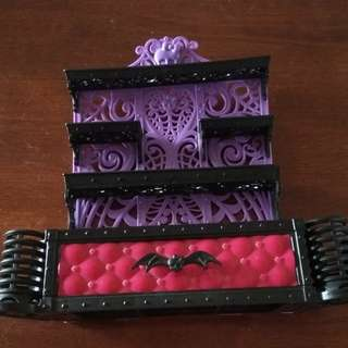 Monster high jewellery box