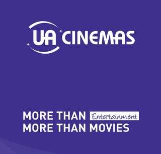 全場最平 2D $55 3個月內買10送1 UA戲院電子戲票 電影換票証 禮券
