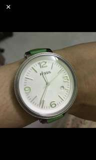 Preloved Authentic Fossil Watch