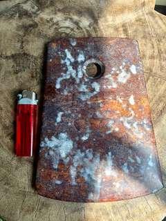 讓藏 良渚玉器~stone hand hold axe 約15x20.5公分 $2000 無貨到付款喔🤗