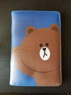 Line 熊大passport套