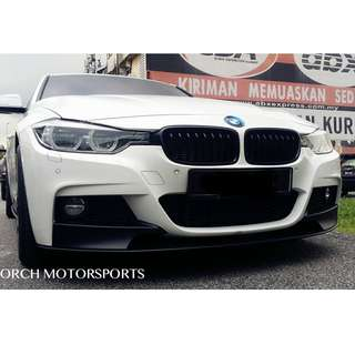 BMW F30 Convert M Sport + M Performance Combo Body Kit