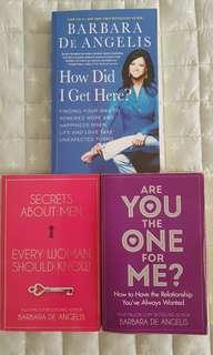 Barbara De Angelis Books