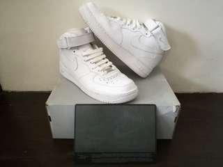 Nike Air Force 1 Mid '07 (White)