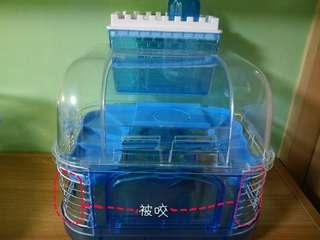 🚚 [倉鼠]藍色城堡
