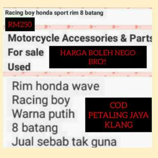 RACING BOY HONDA SPOTRIM