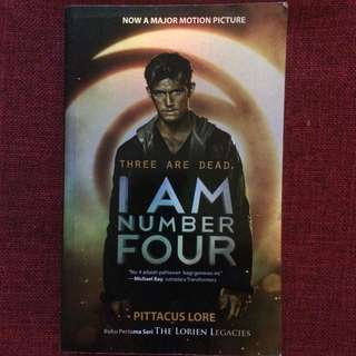 I am number four (bahasa indonesia)