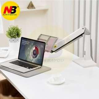 Fb17 筆記本 notebook 支架 夾桌子式 負重7kg 11-17寸