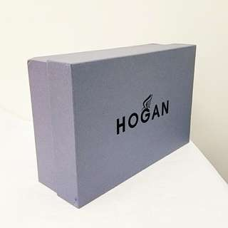 Hogan sneaker Box with wrapping paper