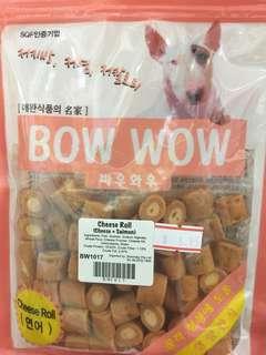 Pets' Gantry-New stocks of Bow Wow Dog Treats!