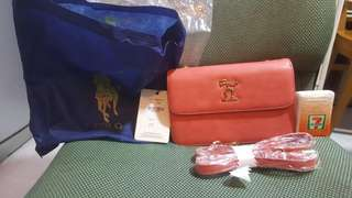 POLO 側咩手袋,全新未用過有吊牌、有袋,原價$799,特價$500