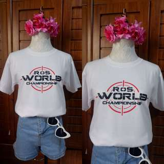 ROS: Rules of Survival Tshirt ONHAND