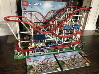 LEGO Creator Expert 10261 Rollercoaster