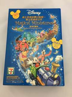 迪士尼迷你公仔