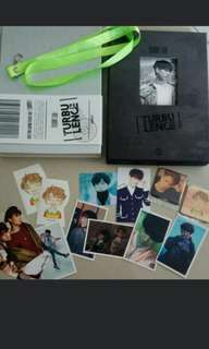 #list4sbux Got7 Yugyeom Turbulence album