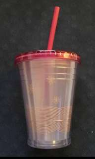 Starbucks Tumbler 12 Oz Tall Size cold cup