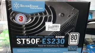 Silverstone 500w ATX psu Sst-st50f-es230bk